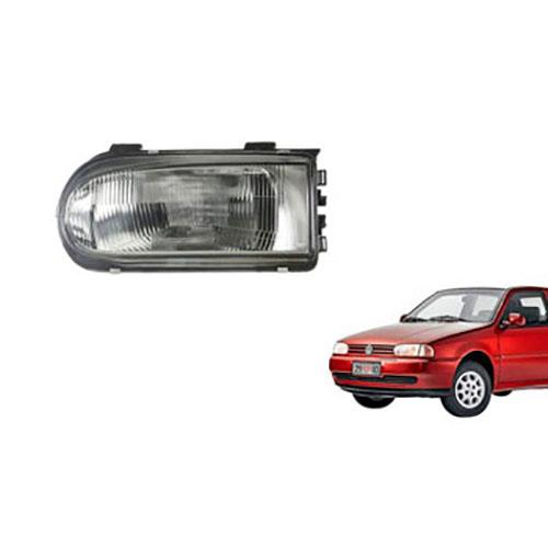 Farol Principal GOL 1995 até 1999 - H4 - Lado Esquerdo (1601