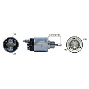 Automático Motor de Partida OMEGA AUSTRALIANO PEUGEOT 306 40
