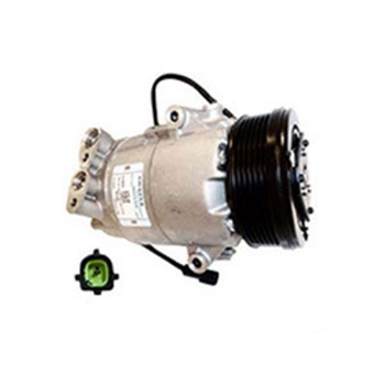 Compressor Ar Condicionado GOL PARATI SAVEIRO 1.6 1.8 2.0 1999 at� 2008 - COMPRESSOR DO AR CONDICIONADO - DELPHI - PE�A  - Cod. SKU: CS10045