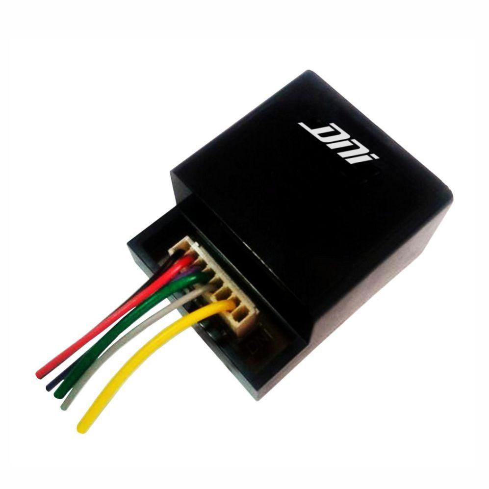 Rel� Auxiliar 12V 04 Terminais  Sensor Crepuscular (DNI0501) - REL� AUXILIAR - DNI - PE�A  - Cod. SKU: 7999