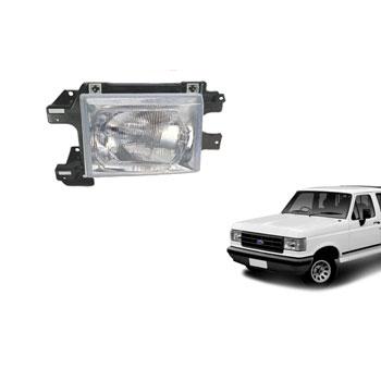 Farol Principal F1000 1992 até 1995 - H4 - Lado Direito (FD5