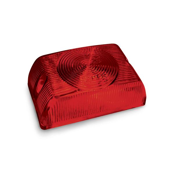 Lente GF110/111/112/113 Vermelha (GF0030VM)