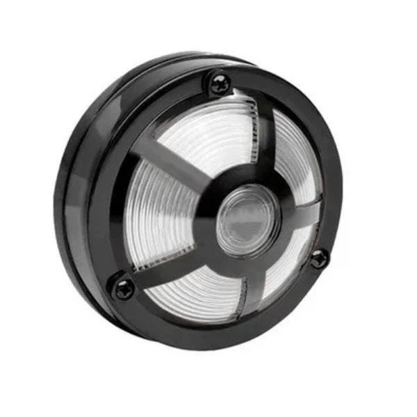 Lanterna Lateral - Com Proteção - Soquete Interno - Cristal