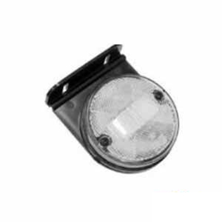 Lanterna Lateral - Com Suporte Cristal (GF012810CR)