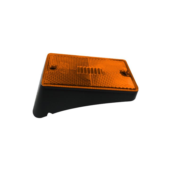 Lanterna Lateral Base Curva (Volks) - Lado Direito (GF0195DA