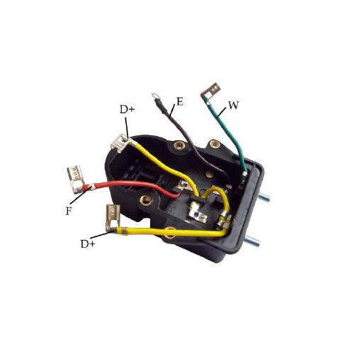 Regulador Alternador VOLARE (IK5015)
