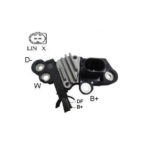 Regulador Alternador PASSAT 2.0 (IK5461)