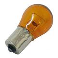 Lâmpada 1141 24V 21W - Pinos em Ângulo - Amarela BASE PY (OS
