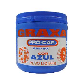 Graxa Azul Rolamento - 500g (RAD022)
