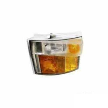 Lanterna Dianteira - Lado Esquerdo - Acrílico (S1049LE)