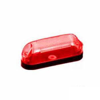 Lanterna Delimitadora - Com Lâmpada 69 - Vermelho (S1064PSVM