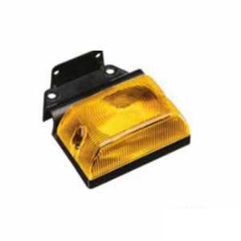 Lanterna Lateral - Com Suporte Flexivel Redondo (S1120RAM)