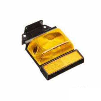 Lanterna Lateral Flexivel - Com Refletor - Amarelo (S1121RAM