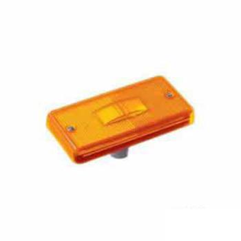 Lanterna - Com Refletivo Soquete Externo - Amarelo (S1122ACR