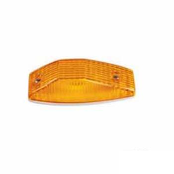 Lanterna Lateral Base RetaAdaptacao - Amarelo (S1137AM)