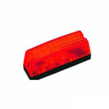 Lanterna Lateral Topo Furgão - Vermelho (S1138VM)