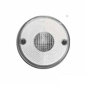 Lanterna Lateral Cristal Poliestireno (S1145PSCR)