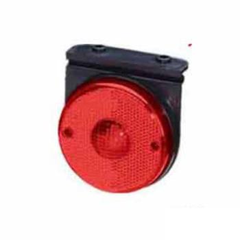 Lanterna Lateral - Com Suporte Flexivel - Vermelho (S1159ACR