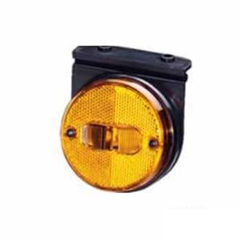 Lanterna Lateral - Com Suporte Flexivel - Amarelo (S1165PSAM