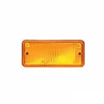 Lanterna Frontal Pisca - Sem Cupula - Amarelo (S1170AM)
