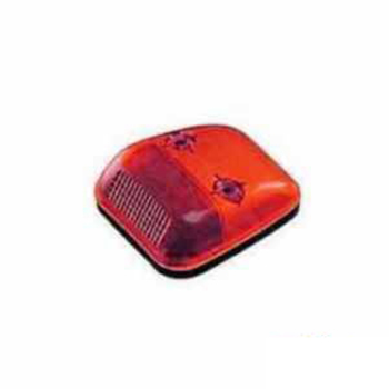 Lanterna Delimitadora Lateral - Vermelho (S1176VM)