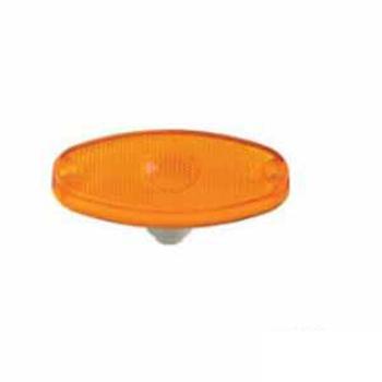 Lanterna Refletora Lateral Onibus - Amarelo (S1186AM)
