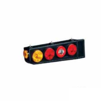 Conjunto Caixa - Com Lanternas Acrilico - Lado Esquerdo (S11