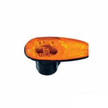 Lanterna Lateral Pisca Onibus - Amarelo (S1195AM)
