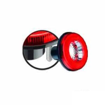 Lanterna Traseira Fixação 2 Parafusos Extenos - Com Re (S119