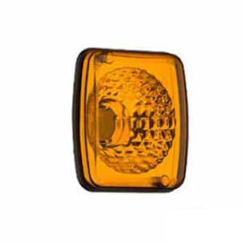 Lanterna Para Caixa 1202 - Amarelo (S1204AM)