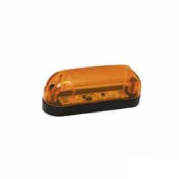 Lanterna Delimitadora - Com LED Bivolt - Amarelo (S2016AM)