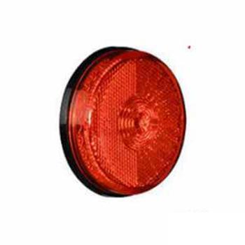 Lanterna Lateral Com LED - Vermelho 24V (S202924VM)