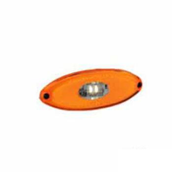 Lanterna Lateral - Com 2 LEDs - Amarelo (S204124AM)