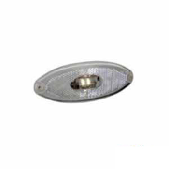 Lanterna Lateral - Com 2 LEDs - Cristal (S204124CR)