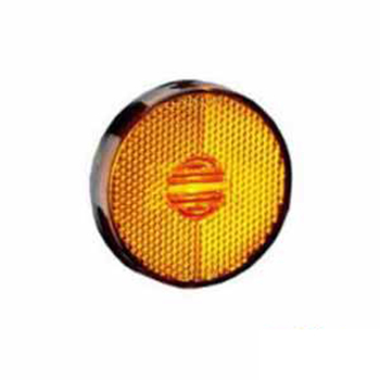Lanterna Lateral Com LED 24V - Amarelo (S204424AM)