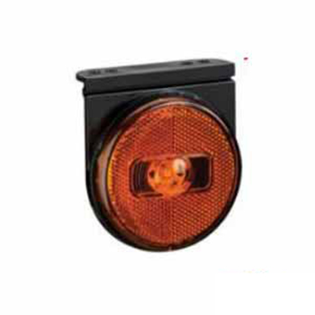Lanterna Lateral Com LED 24V - Amarelo (S206524AM)