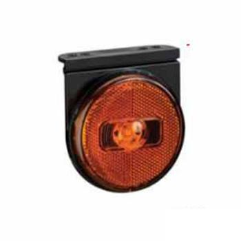 Lanterna Lateral Com LED 24V - Amarelo (S206524AM)