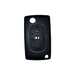 Capa de Controle - Telecomando - MASTER - 3 Botões (SKY05C43) - CAPA TELECOMANDO - PEÇA - <B>RENAULT MASTER de 2003 até 2013</B>  - Cod. SKU: 18119