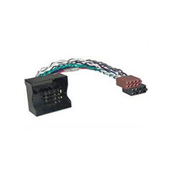 Conector R�dio CITROEN PEUGEOT (TC0879) - 080 AMPERES - SOM - TC - PE�A  - Cod. SKU: 26825