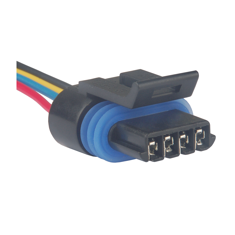 Conector Eletr�nico 04 Vias (TC1016) - 04 VIAS - TC - PE�A