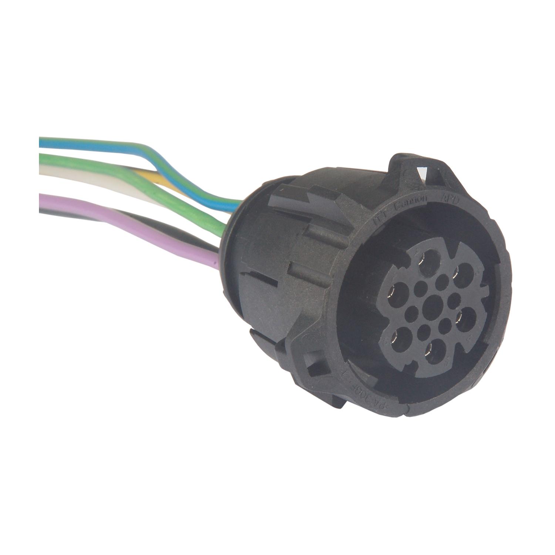 Conector Eletr�nico 06 Vias (TC1416) - 06 VIAS - TC - PE�A  - Cod. SKU: 13165