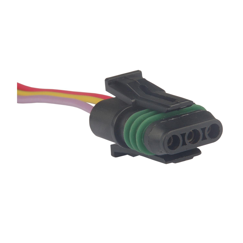 Conector Eletr�nico 03 Vias (TC1431) - 03 VIAS - TC - PE�A  - Cod. SKU: 3701
