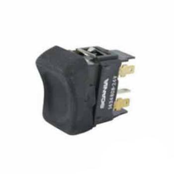 Interruptor Farol Auxiliar SCANIA 124 Serie 5 -  Superior (T