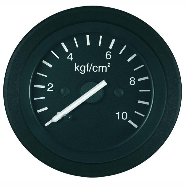 Manometro Relógio de Pressão Óleo 60mm (TUR300503)
