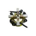 Porta Escova Motor de Partida MBB ACTROS AXOR - Sistema MITS