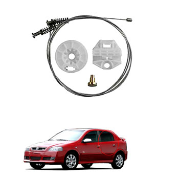 Kit Reparo Máquina Vidro Elétrico ASTRA 1999  até  2013 - Po