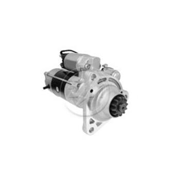 Motor de Partida IVECO - 24V - 12 Dentes - PARTIDA COMPLETO - ZM - PEÇA - Cod. SKU: ZM-8089002