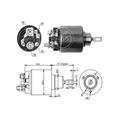 Automático Motor de Partida GOL SANTANA - Partida Sistema BO