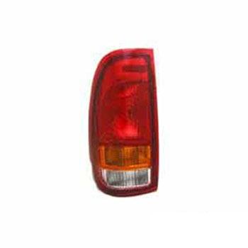 Lanterna Traseira F250 1998 até 2009 (Tricolor) - Lado Direi