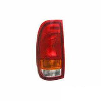 Lanterna Traseira F250 1998 até 2009 (Tricolor) - Lado Esque